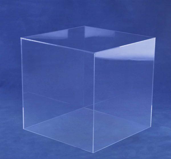 Schaukasten Acryl, quadratisch