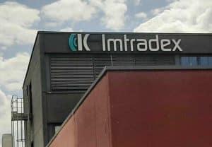 Lichtwerbeanlage Dreieich Imtradex