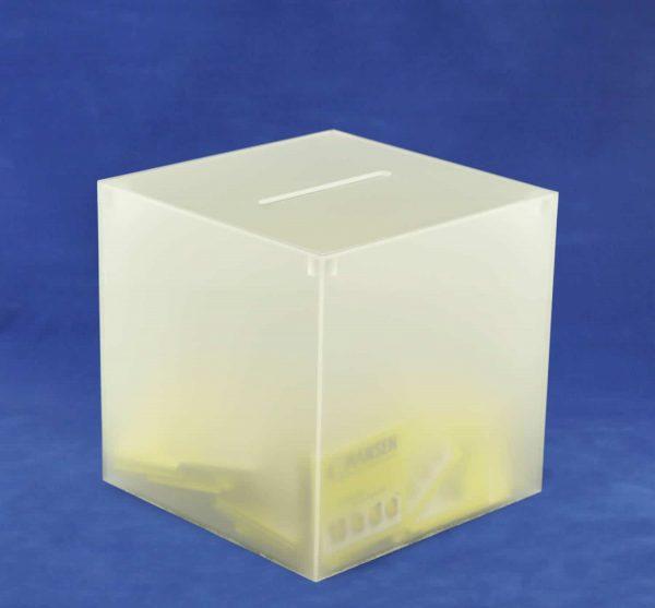 Losbox Acryl opal