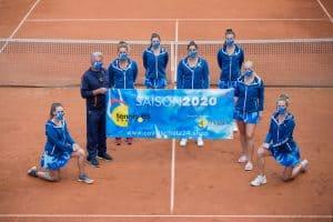 Mundmasken Banner Tennis Eschborn 65
