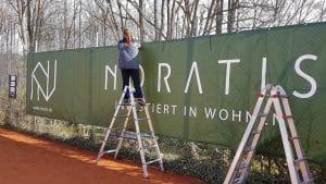 Tennis Banner noratis3